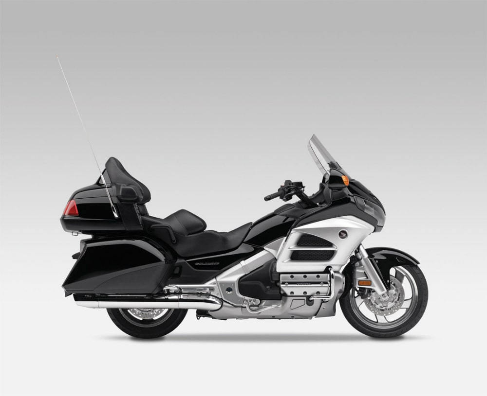 Honda Goldwing GL-1800 на MOTO.fm