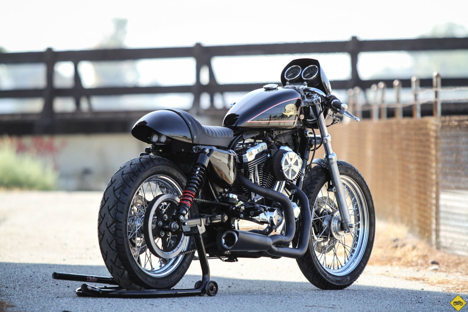 HD Cafe Racer