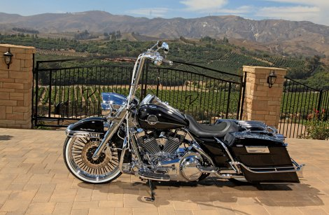 продажа Harley-Davidson Road King custom