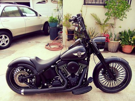 продам Harley-Davidson Fat Boy custom