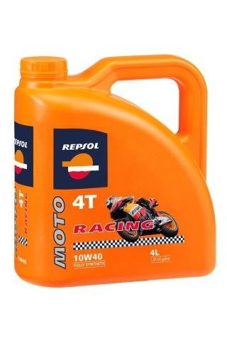 Моторное масло Racing 4T 10W-40 Repsol 4л