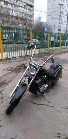 Мотоцикл Honda Steed VLS 400