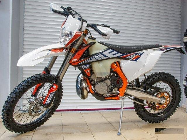 KTM 250 EXC TPI SIX days