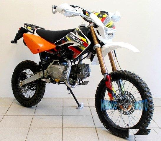Мотоцикл Racer Pitbike RC125-PE (Orange)
