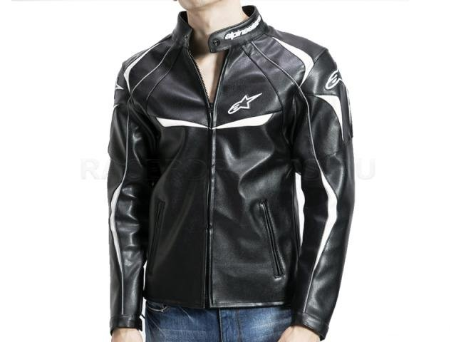 Мотокуртка Alpinestars Jacket PU кожа
