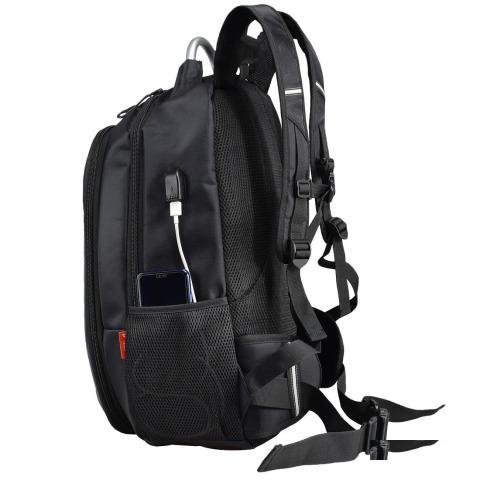Моторюкзак ghost racing carbon BAG жесткий новый